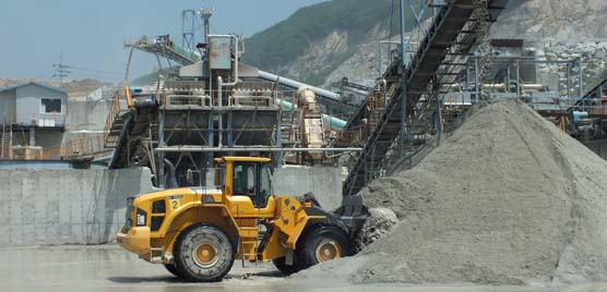 Simple math makes Volvo first choice at Korean quarry