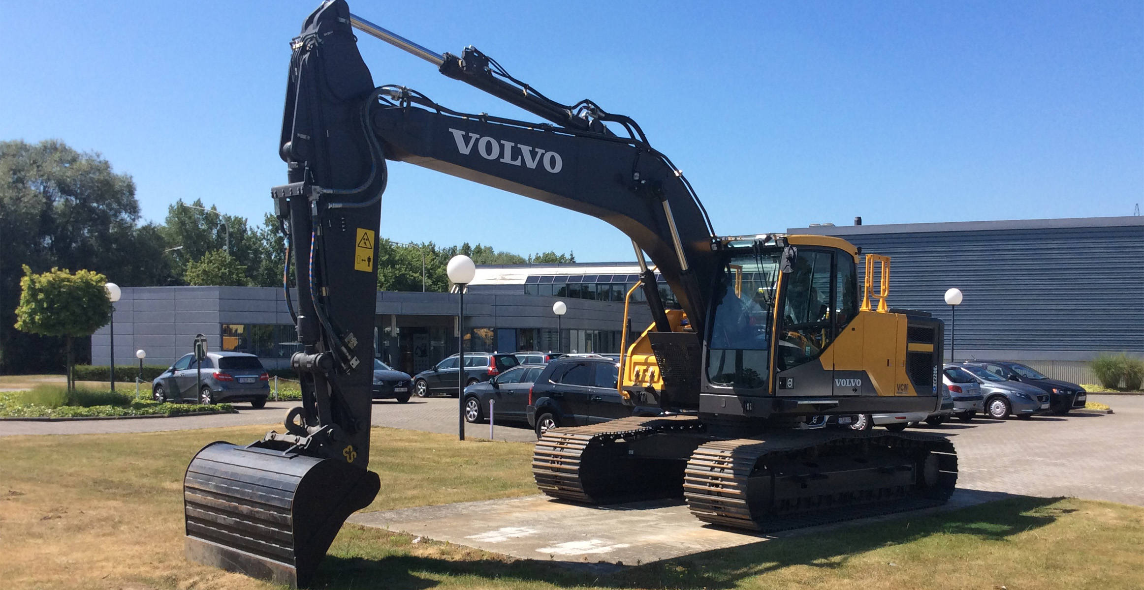concessionnaire volvo : volvo construction equipment