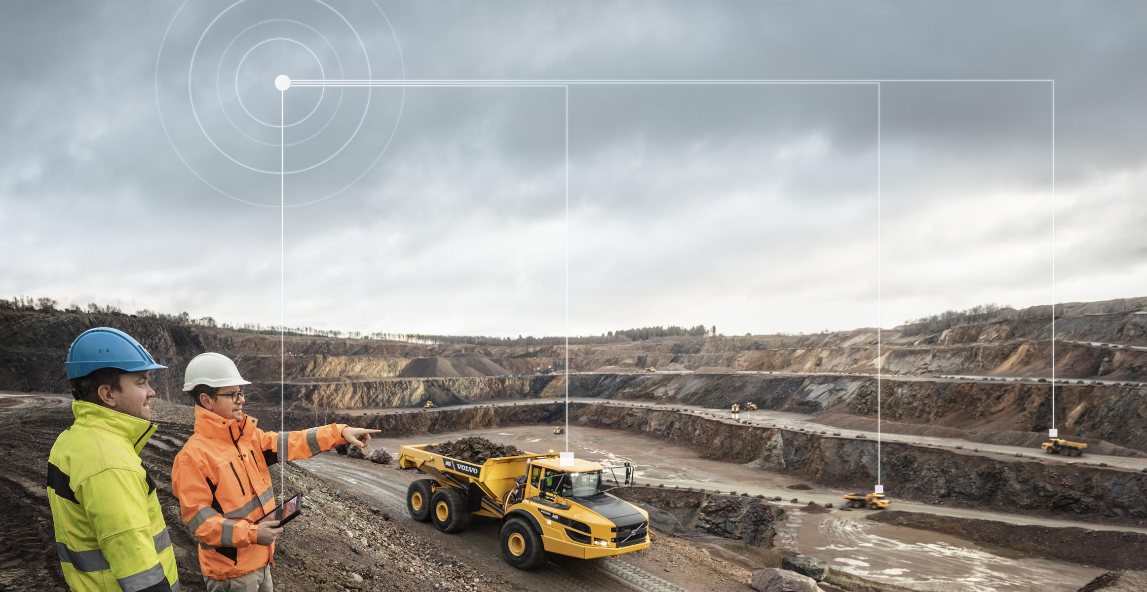 Monitor telematics data for safety issues