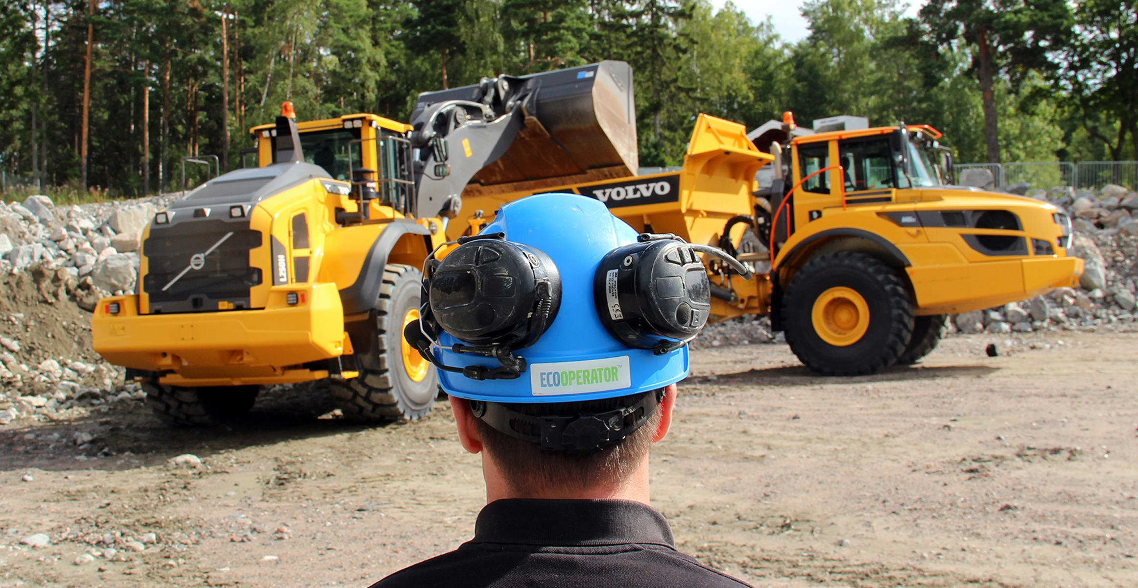 Volvo CE Eco Operator Training