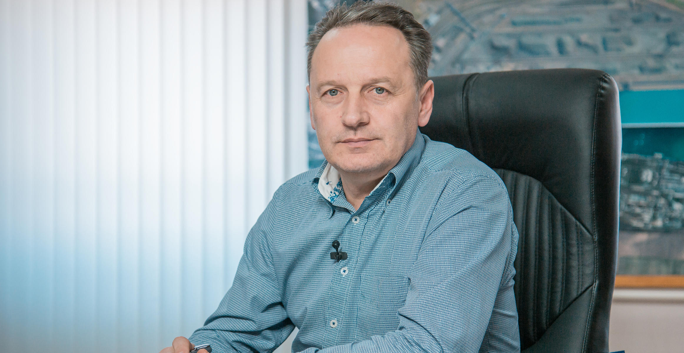 Oleg Sologub chief engineer at TIS Group