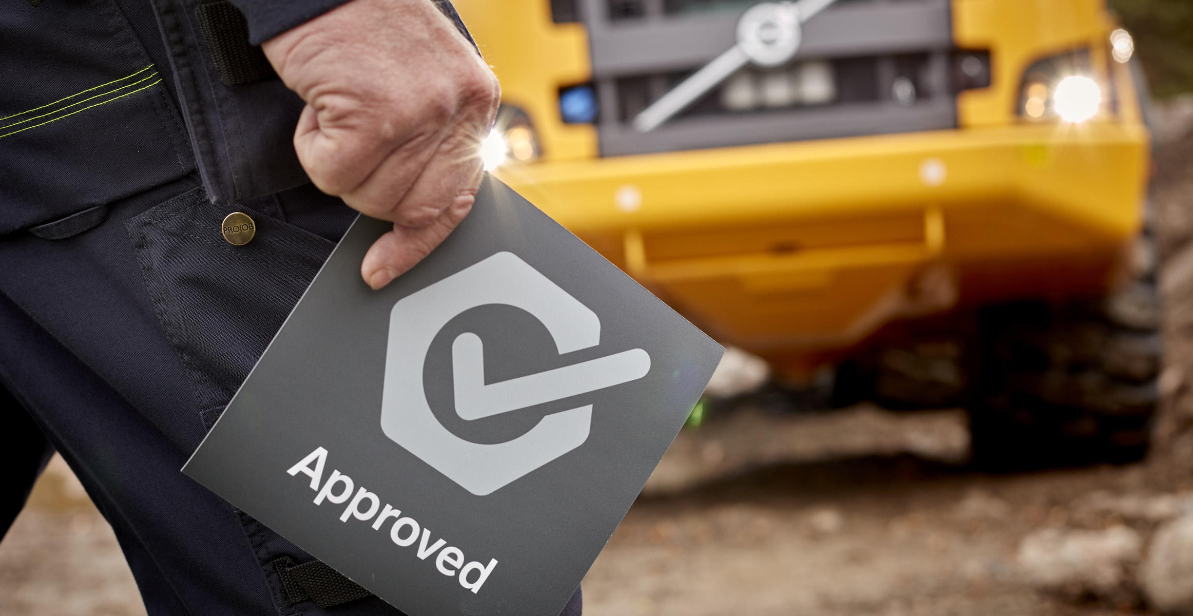 Volvo Approved Used Equipment