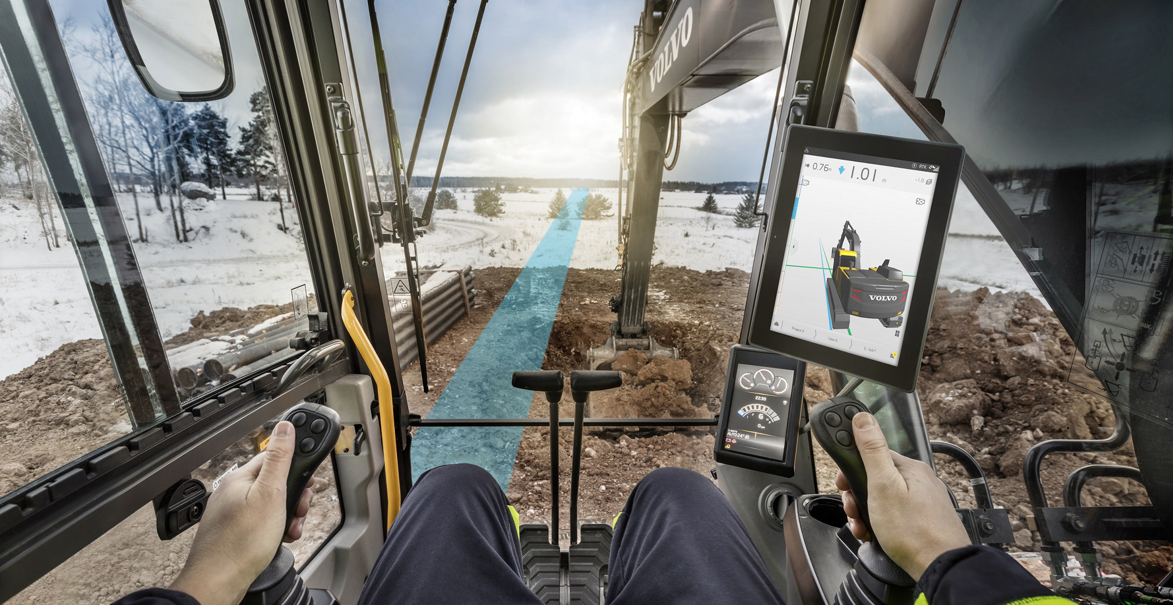 Volvo Co Pilot with Dig Assist