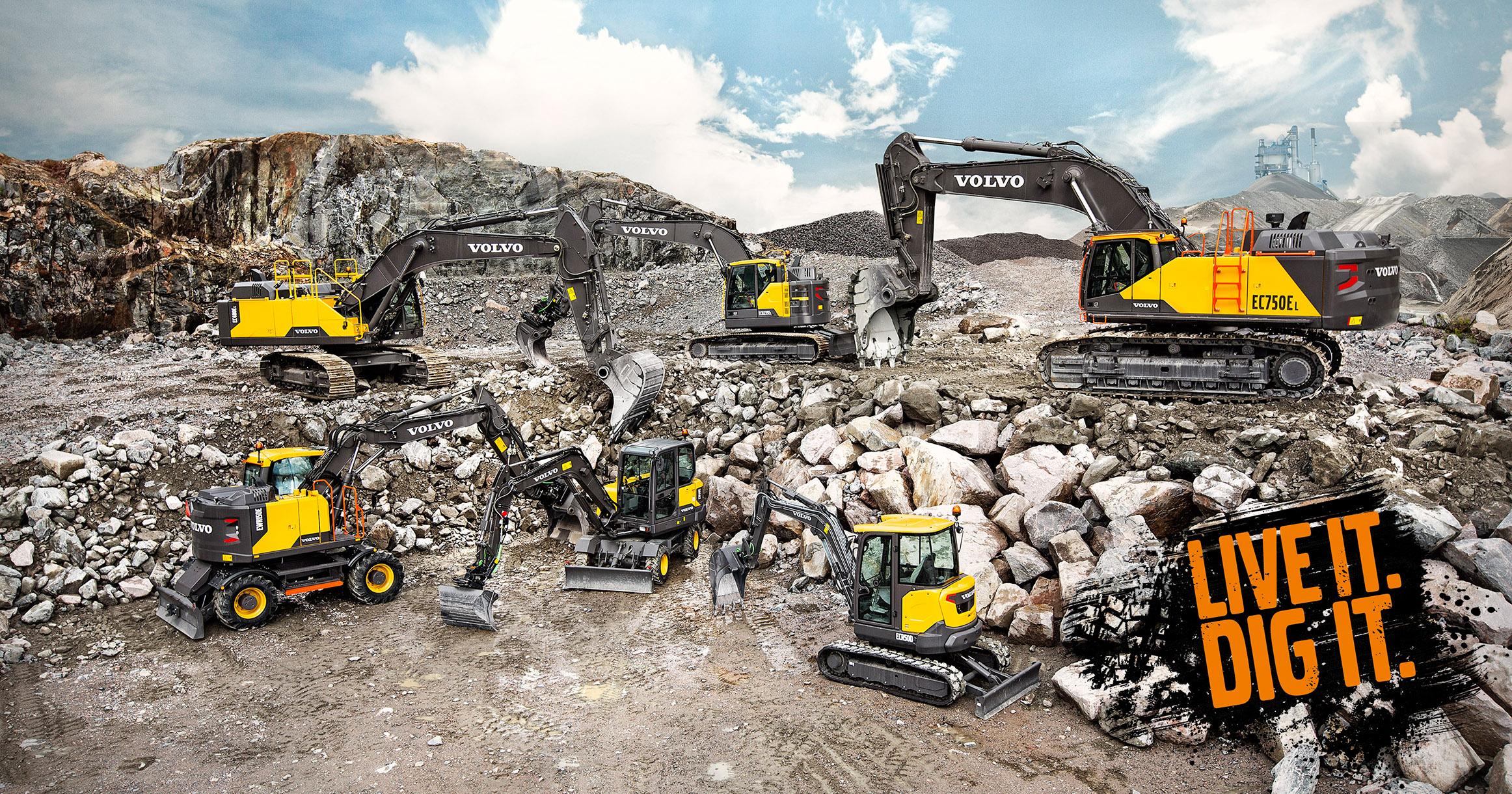Volvo Construction Equipment Parts Uk - Best Equipment In The World